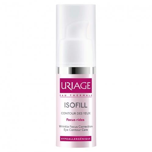 Uriage Ürünleri - Uriage Isofill Wrinkle Focus Correction Eye Contour Care 15ml