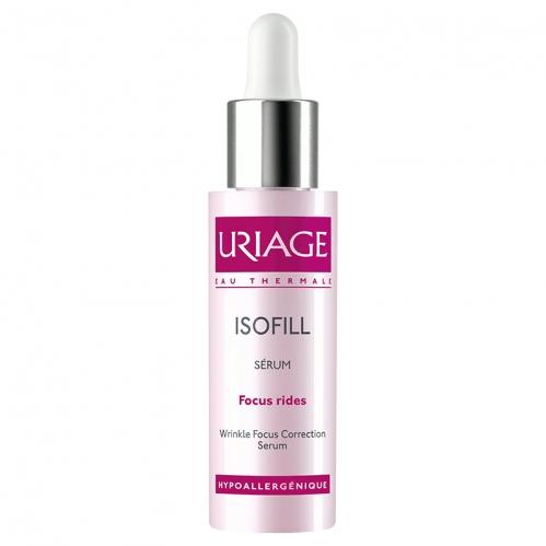 Uriage Ürünleri - Uriage Isofill Wrinkle Focus Correction Serum 30ml