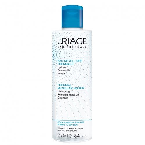 Uriage Ürünleri - Uriage Thermal Miceller Water PNS 250ml - Normal ve Kuru Ciltler