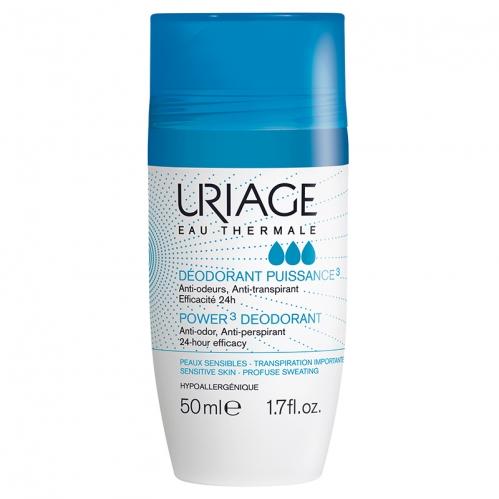 Uriage Ürünleri - Uriage Power3 Deodorant 24h 50ml