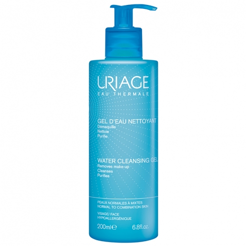 Uriage Ürünleri - Uriage Water Cleansing Gel 200ml