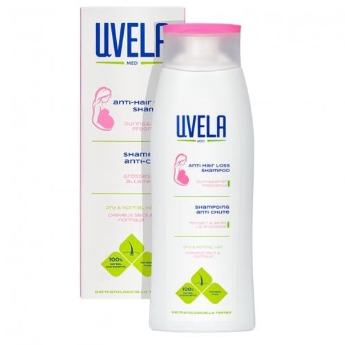Uvela - Uvela Anti Hair Loss Shampoo 300ml - Kuru ve Normal Saçlar