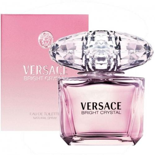 Valentino - Versace Bright Crystal Edt Kadın Parfüm 200 ml