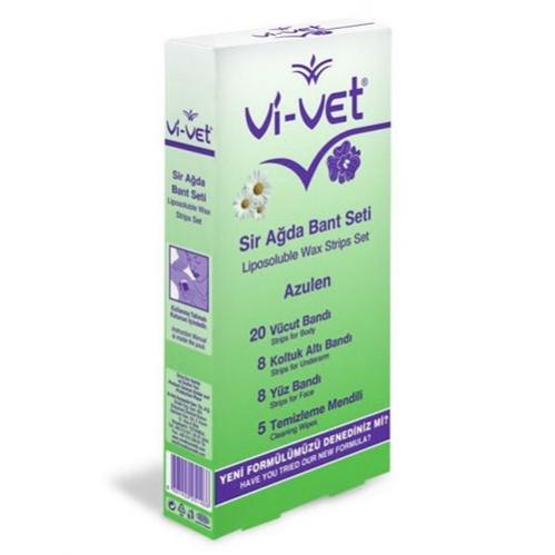 Vi-vet - Vi-vet Sir Ağda Bandı Seti Azulen