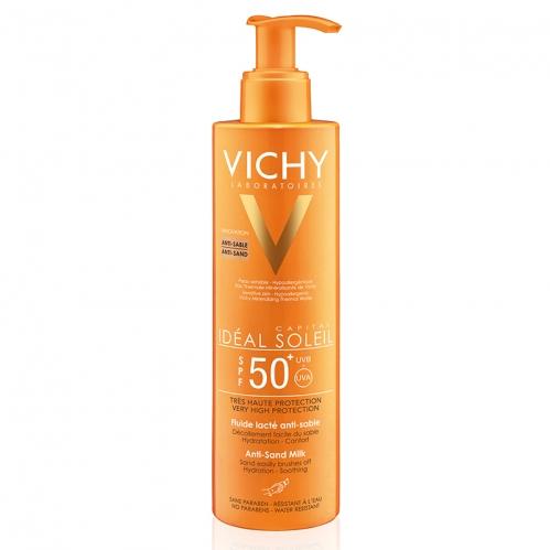 Vichy - Vichy Capital Ideal Soleil SPF50 Anti Sand Milk 200ml