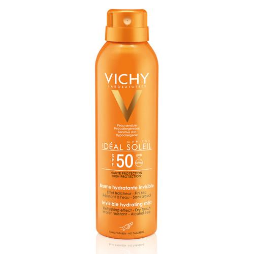 Vichy - Vichy Capital Soleil Spf50 Hydrating Mist Güneş Spreyi 200ml