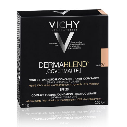 Vichy Dermablend Mineral Compact Foundation SPF25 9.5g