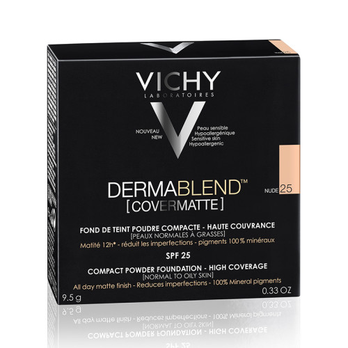 Vichy Dermablend Mineral Compact Foundation SPF25 9.5g - Thumbnail