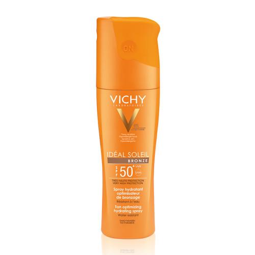 Vichy - Vichy Ideal Soleil Bronze SPF50 Spray 200ML