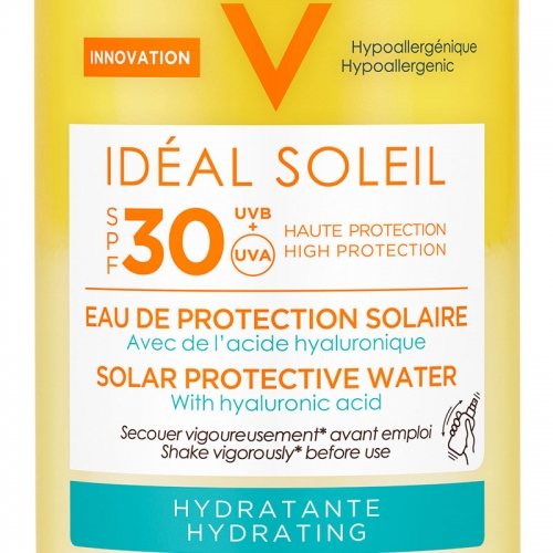 Vichy Ideal Soleil SPF30 Solar Protective Water Hydrating 200ml