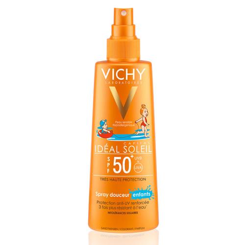 Vichy - Vichy Ideal Soleil SPF50 Spray Douceur Enfants 200ml