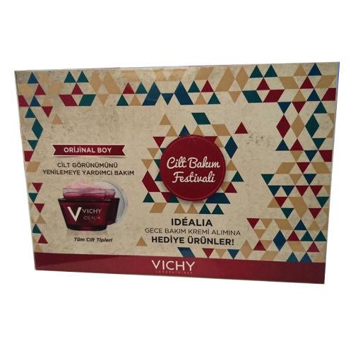 Vichy Idealia Cilt Bakım Festival Kiti - Tüm cilt tipleri