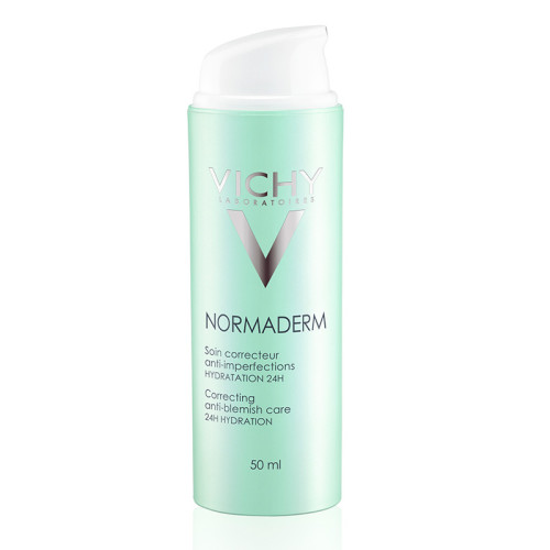 Vichy Normaderm Beautifying Anti-Blemish Care 24H Hydration 50ml - Thumbnail