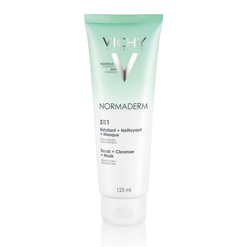 Vichy - Vichy Normaderm Tri-Activ Cleanser 125ml