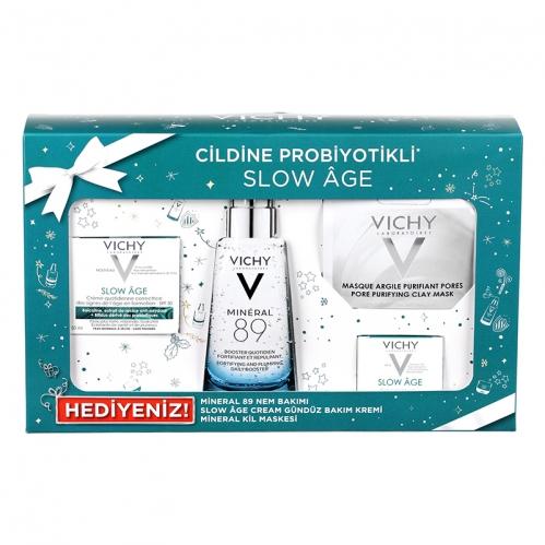 Vichy Probiyotik Cilt Bakım Seti - Gündüz - Thumbnail