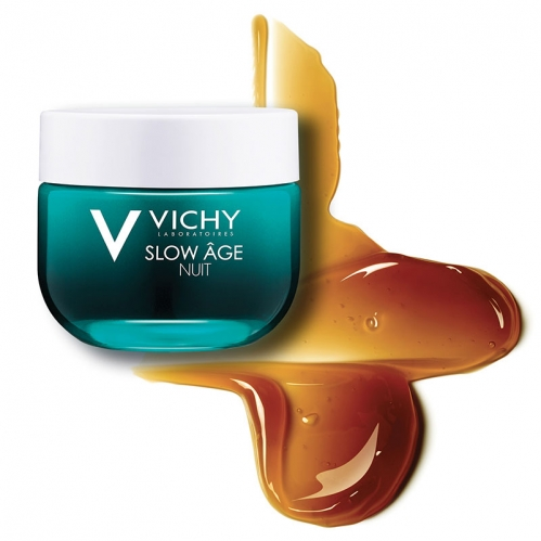 Vichy Slow Age Night 50ml - Thumbnail