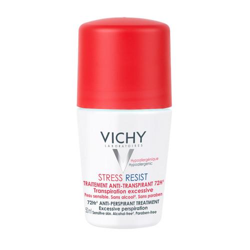 Vichy - Vichy Stress Resist Terleme Karşıtı Deodorant Yoğun Kontrol 50ml