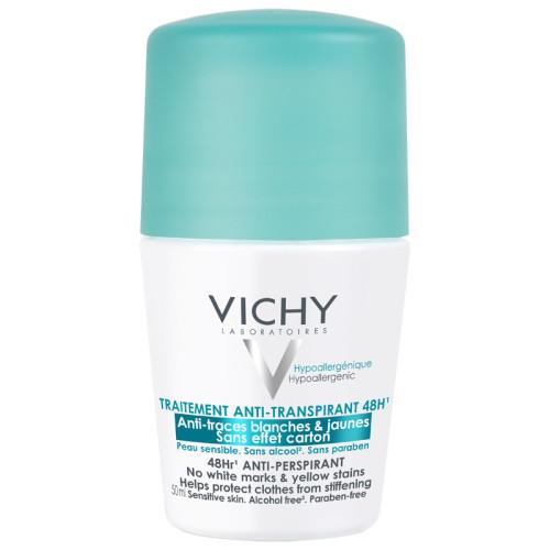 Vichy - Vichy Terleme Karşıtı İz Bırakmayan Deodorant 50ml