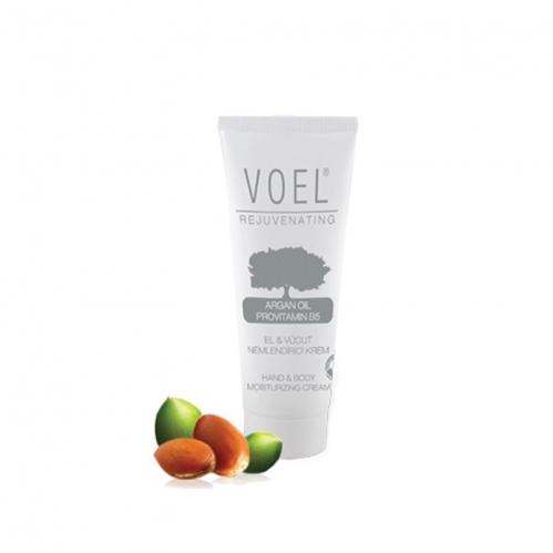 Voel - Voel Argan Oil Provitamin B5 El ve Vücut Nemlendirici Krem 20 ml