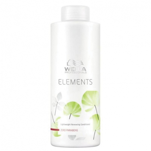 Wella Professionals - Wella Professionals Elements Renewing Conditioner 1000ml