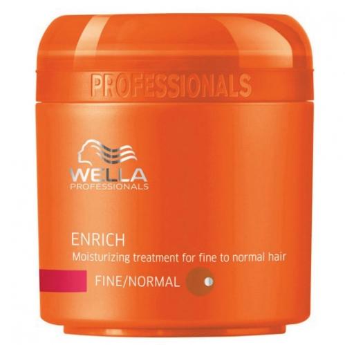 Wella Professionals - Wella Professionals Enrich İnce Telli Normal Saçlar İçin Nemlendirici Maske 150ml