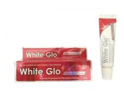 White Glo Ürünleri - White Glo Ekstra Beyazlatıcı Klasik Diş Macunu 24g