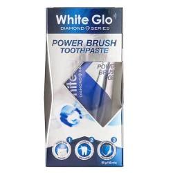 White Glo Ürünleri - White Glo Power Brush Toothpaste 65ml