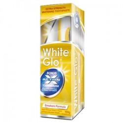 White Glo Ürünleri - White Glo Sigara Lekelerine Karşı Beyazlatıcı Diş Macunu 100ml 150gr