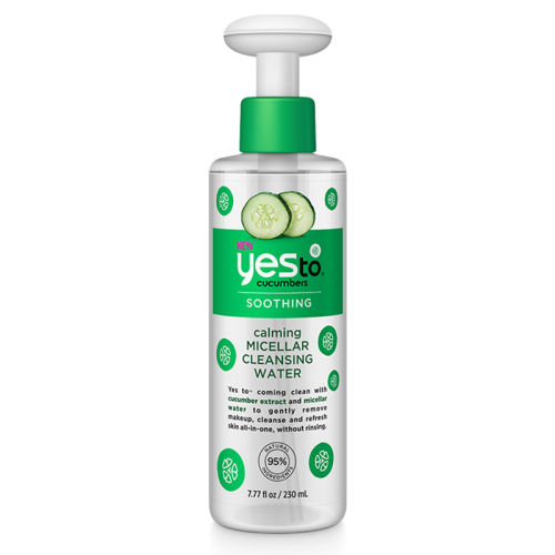 Yesto Cucumbers Micellar Water Facial Cleanser 230ml