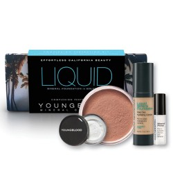 YoungBlood Mineral makyaj - Youngblood Complexion Perfection Kit (Golden Tan)