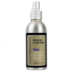 YoungBlood Mineral makyaj - Youngblood Minerals In The Mist Relax 120 ml