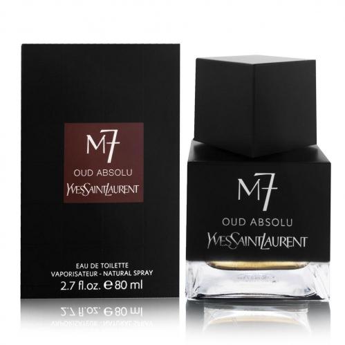 Yves Saint Laurent - Yves Saint Laurent M7 80 ml Edt Erkek Parfüm