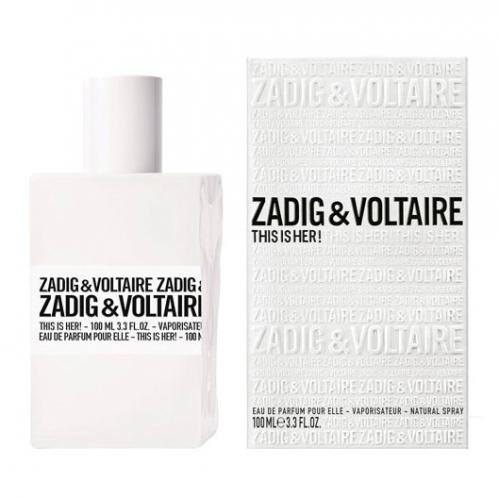 Zadig & Voltaire - Zadig & Voltaire This Is Her Edp Bayan Parfüm 100ml