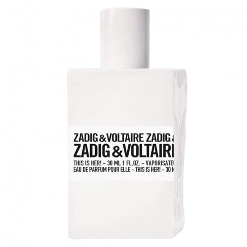 Zadig & Voltaire - Zadig & Voltaire This Is Her Edp Bayan Parfüm 30ml