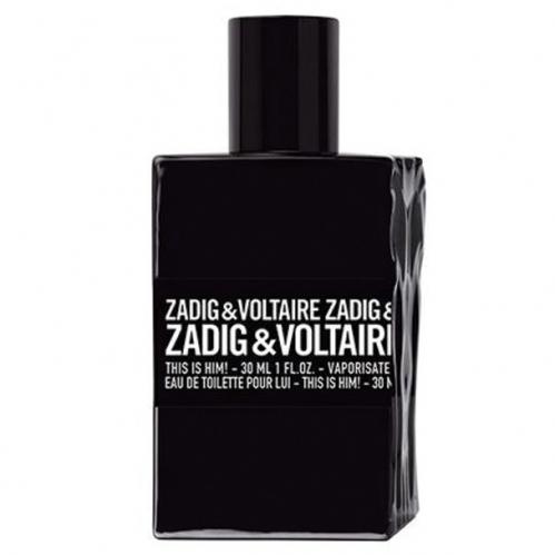Zadig & Voltaire - Zadig & Voltaire This Is Him Edt Erkek Parfüm 30ml