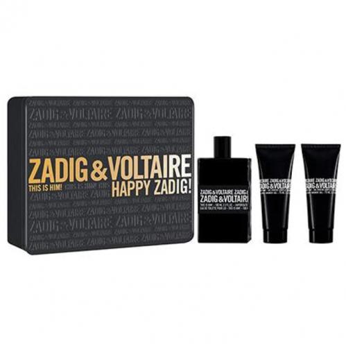 Zadig & Voltaire - Zadig & Voltaire This Is Him Edt Erkek Parfüm Seti