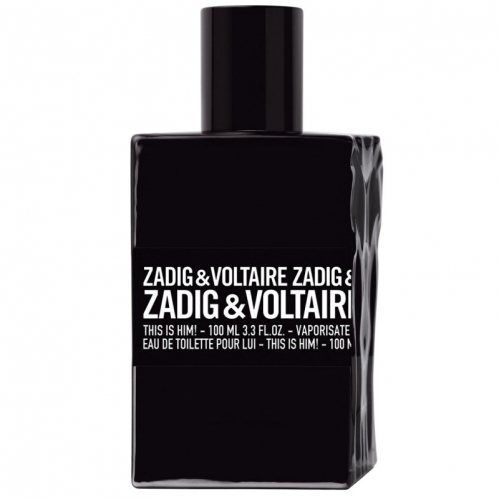 Zadig & Voltaire - Zadig & Voltaire This Is Him Edt Erkek Parfüm 100ml