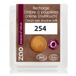 Zao Organic Makyaj - Zao Organic Cream Eye Shadow Refill 3gr