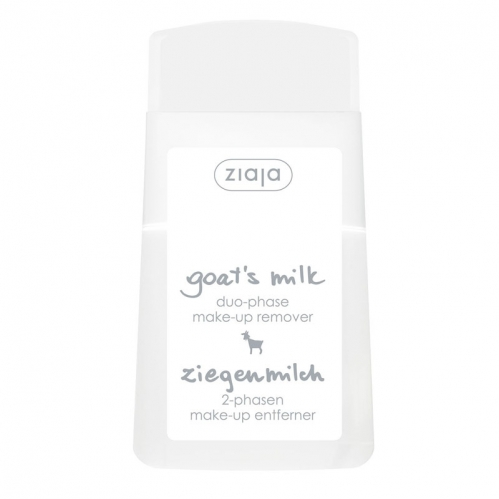 ZIAJA - ZIAJA Keçi Sütü Çift Fazlı Makyaj Temizleyici 120ml