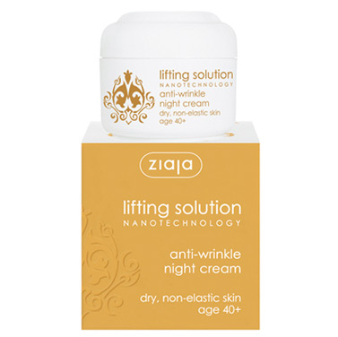 ZIAJA - ZIAJA Lifting Solution Anti Wrinkle Night Cream 50ml