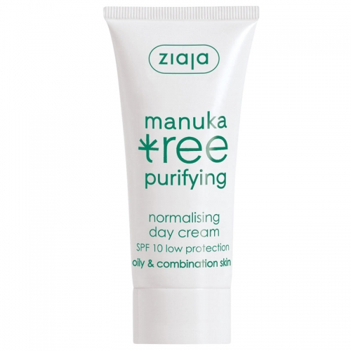 Ziaja Manuka Tree Purifying Gündüz Kremi 50 ml