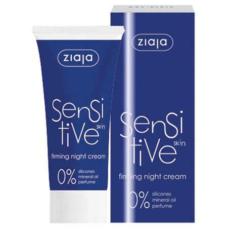 ZIAJA - ZIAJA Sensitive Firming Night Cream 50ml