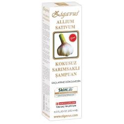 Zigavus Ürünleri - Zigavus Kokusuz Sarımsaklı Şampuan 250ml