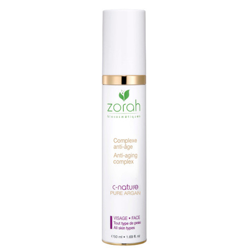 Zorah Organik Cilt Bakım - Zorah C-Nature Pure Argan Anti-Aging Complex 50ml
